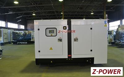 Аренда генератора Z-POWER ZP165P от суток